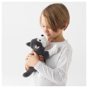 ЛИВЛИГ Мягкая игрушка собака/сибирский хаски 26 см - Артикул: 304.142.73