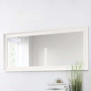 ХЕМНЭС Зеркало белый 74x165 см - Артикул: 603.692.12