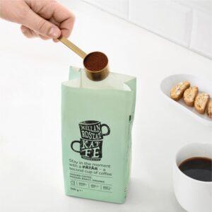 ТЕМПЕРЕРАД Мерная ложка для кофе и зажим латунь - Артикул: 103.602.47
