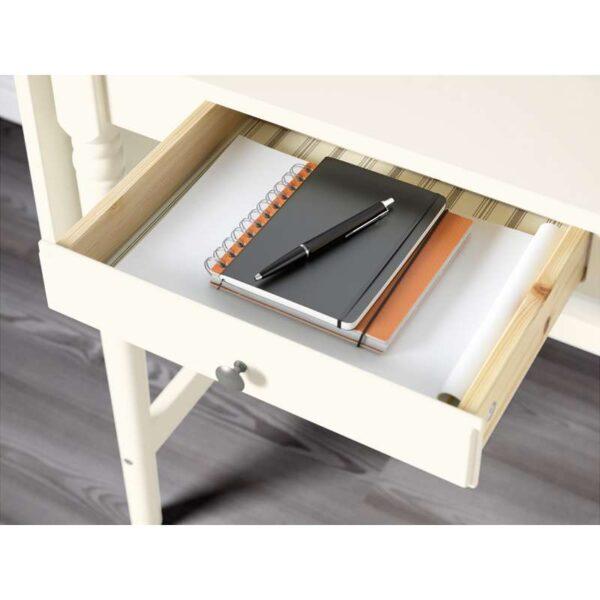 ИНГАТОРП Письменный стол белый 73x50 см - Артикул: 703.619.46