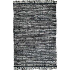 КОПЕНГАГЕН Ковер безворсовый ручная работа темно-серый 170x240 см - Артикул: 103.745.60