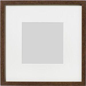 ХОВСТА Рама классический коричневый 23x23 см - Артикул: 003.657.83