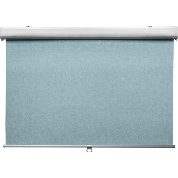 ТРЕТУР Рулонная штора, блокирующая свет голубой 60x195 см - Артикул: 803.810.72