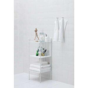 РЁНШЭР Стеллаж белый 42x103 см - Артикул: 203.581.16