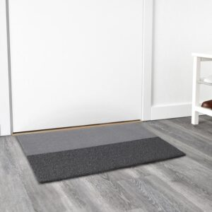 ДЖЕРСИ Придверный коврик темно-серый 60x90 см - Артикул: 503.924.30