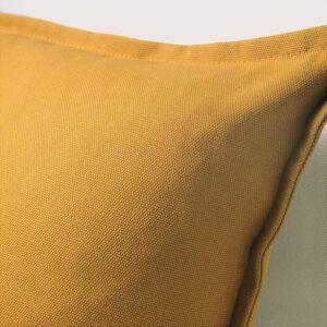 ГУРЛИ Чехол на подушку золотисто-желтый 50x50 см - Артикул: 803.958.23