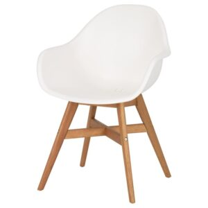 ФАНБЮН Легкое кресло белый - Артикул: 092.753.06