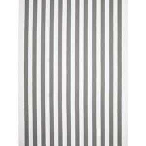 СОФИА Ткань в широкую полоску/белый/серый 150 см - Артикул: 304.209.62