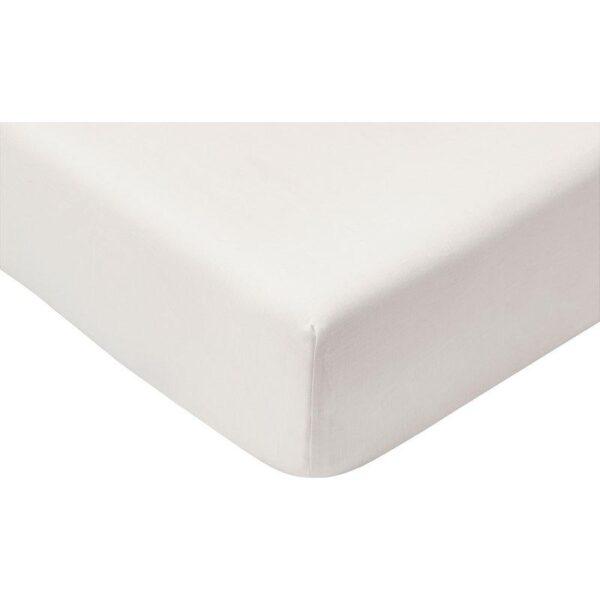 ПУДЕРВИВА Простыня натяжная, белый 90x200 см. Артикул: 603.984.79