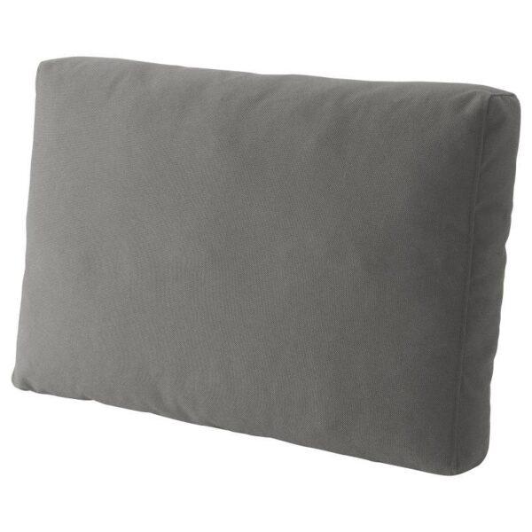 ФРЁСЁН Чехол на подушку спинки для сада темно-серый 62x44 см - Артикул: 103.917.34