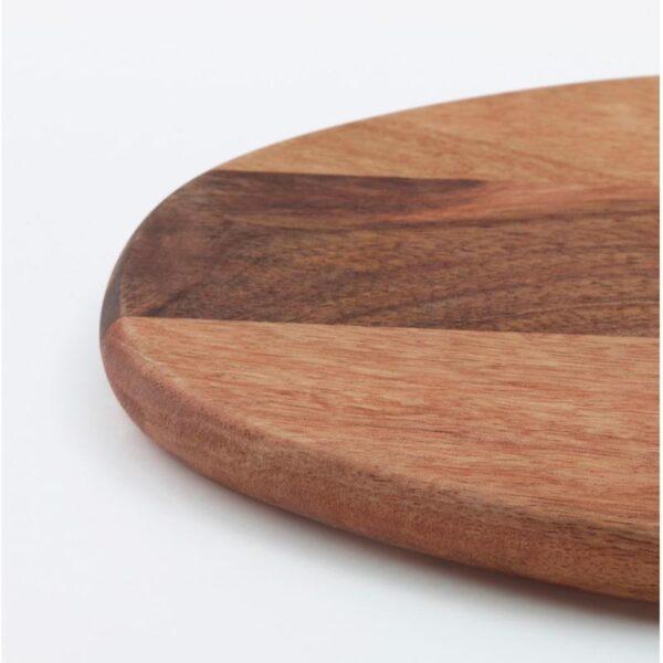 ФАСИНЕРА Разделочная доска манговое дерево 28x19 см - Артикул: 003.934.89