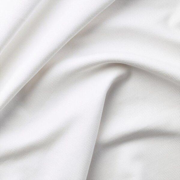 ТИБАСТ Гардины, 1 пара белый 145x300 см - Артикул: 703.967.62