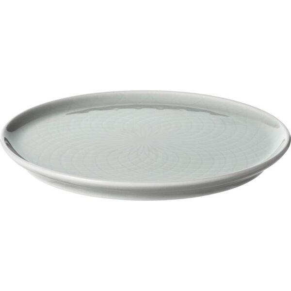 КРУСТАД Тарелка десертная светло-серый 16 см - Артикул: 403.587.33