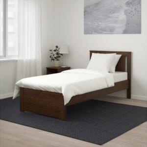СОНГЕСАНД Каркас кровати, коричневый 90x200 см. Артикул: 003.725.52
