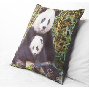 УРСКОГ Подушка Панда разноцветный 50x50 см - Артикул: 603.939.24