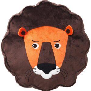 ДЬЮНГЕЛЬСКОГ Подушка лев/коричневый - Артикул: 303.937.51
