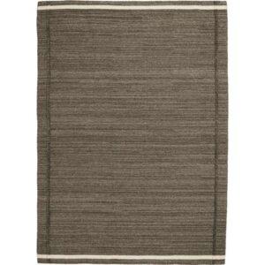 ХОЭТ Ковер безворсовый коричневый 170x240 см - Артикул: 803.820.43
