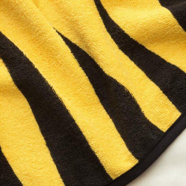 ДЬЮНГЕЛЬСКОГ Полотенце с капюшоном, тигр/желтый 70x140 см. Артикул: 303.938.26