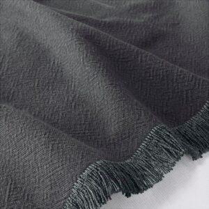 ЙОФРИД Плед сине-серый темный 150x200 см   Артикул: 103.957.46