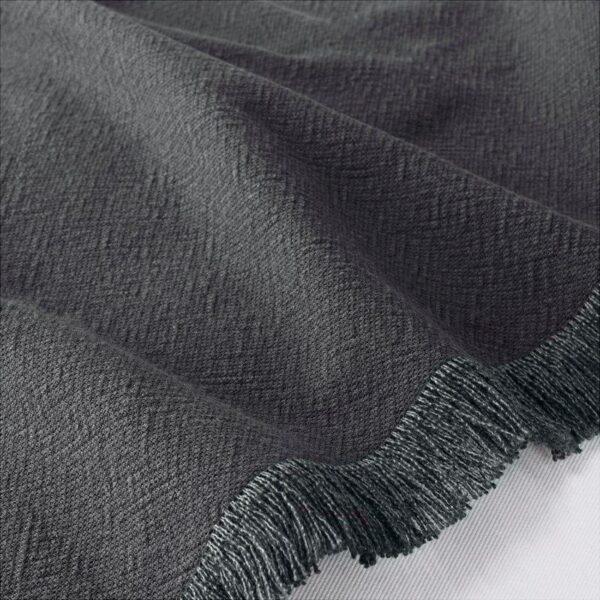 ЙОФРИД Плед сине-серый темный 150x200 см | Артикул: 103.957.46