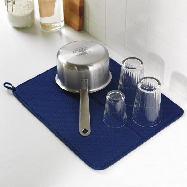 НЮХОЛИД Коврик для сушки посуды - 44x36 см > Артикул: 203.872.65
