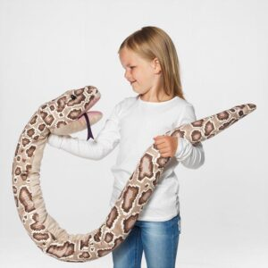 ДЬЮНГЕЛЬСКОГ Кукла перчаточная змея/тигровый питон - Артикул: 004.028.51