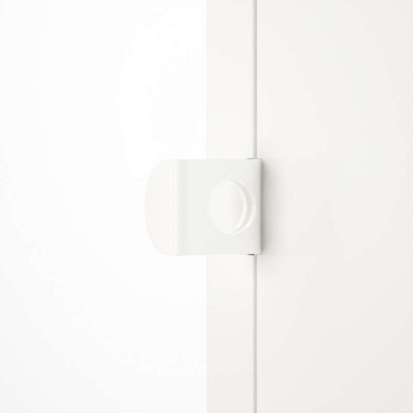 ХЭЛЛАН Шкаф белый 45x75 см - Артикул: 203.636.22