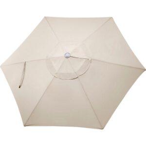 ЛИНДЭЙА Купол зонта от солнца бежевый 300 см - Артикул: 703.961.25