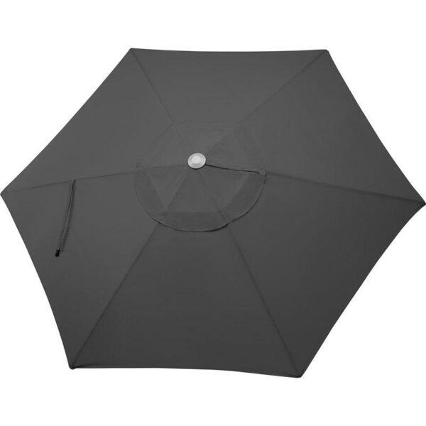 ЛИНДЭЙА Купол зонта от солнца черный 300 см - Артикул: 203.961.37