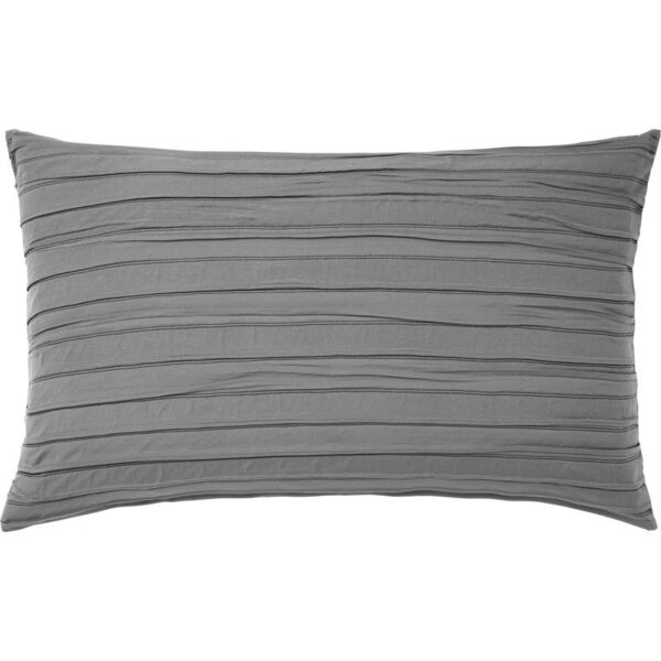 ВЕКЕТОГ Чехол на подушку серый 40x65 см - Артикул: 203.819.56