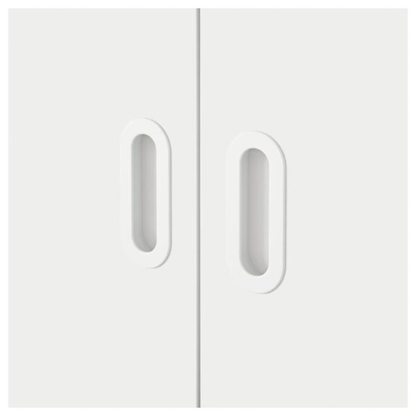 ФРИТИДС Дверь белый 60x64 см 2 шт - Артикул: 303.867.98