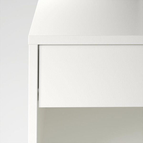 ВИКХАММЕР Тумба прикроватная белый 40x39 см - Артикул: 303.889.76