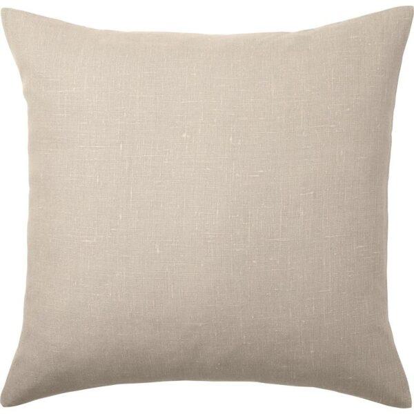 АЙНА Чехол на подушку бежевый 50x50 см - Артикул: 904.095.08
