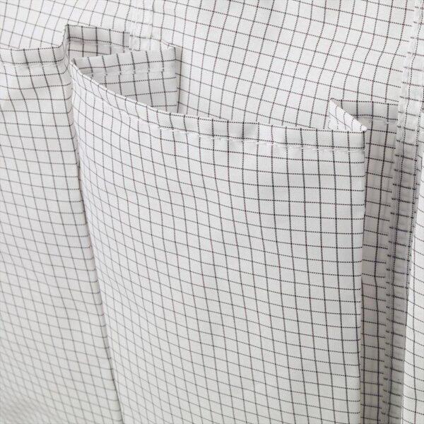 СТУК Подвесной модуль д/обуви/16карманов белый/серый 51x140 см - Артикул: 203.756.82