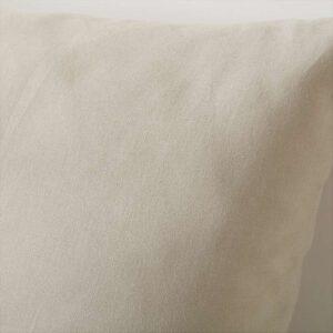 ВАЛЬБЬЁРГ Подушка бежевый 50x50 см - Артикул: 204.008.89