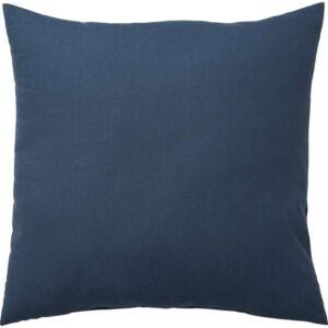 ВАЛЬБЬЁРГ Подушка темно-синий 50x50 см - Артикул: 004.008.90