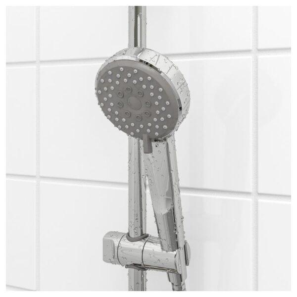 БРОГРУНД 3-струйный ручной душ, хромированный - Артикул: 704.541.63