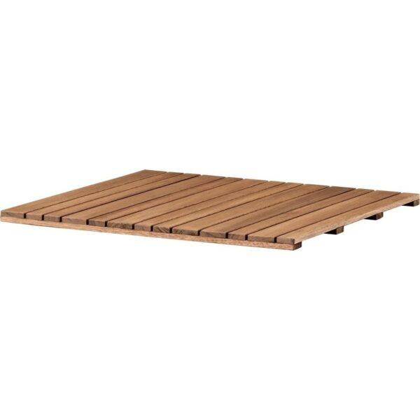 ШЭЛЛАНД Столешница светло-коричневый 68x68 см - Артикул: 804.053.51