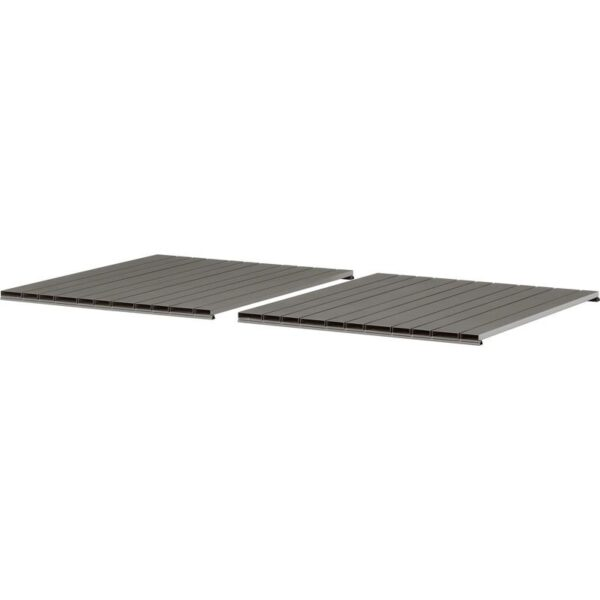 ШЭЛЛАНД Столешница для садового стола темно-серый 86x72 см - Артикул: 604.053.52