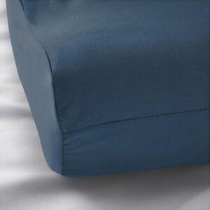 РОЛЛЕКА Наволочка д/подушки(ппу/эфф памяти), темно-синий 33x50 см. Артикул: 704.153.60