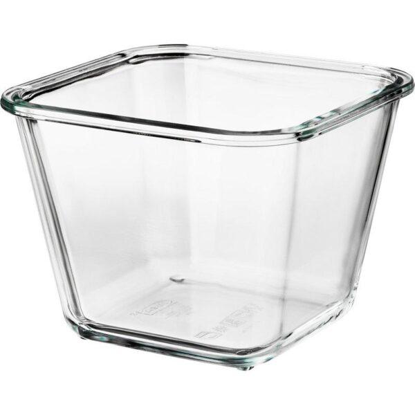 ИКЕА/365+ Контейнер для продуктов четырехугольной формы/стекло 1.2 л - Артикул: 203.592.10