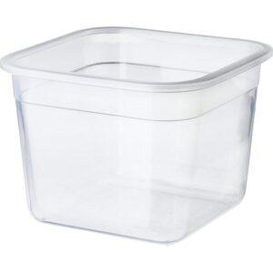 ИКЕА/365+ Контейнер для продуктов четырехугольной формы/пластик 1.4 л - Артикул: 503.591.81