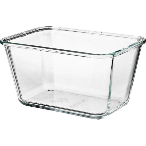 ИКЕА/365+ Контейнер для продуктов прямоугольн формы/стекло 1.8 л - Артикул: 503.592.04