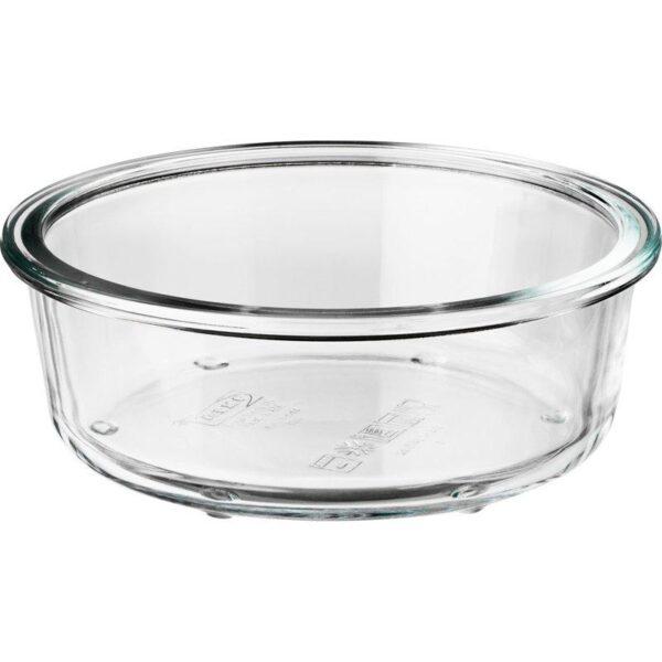 ИКЕА/365+ Контейнер для продуктов круглой формы/стекло 400 мл - Артикул: 003.591.93