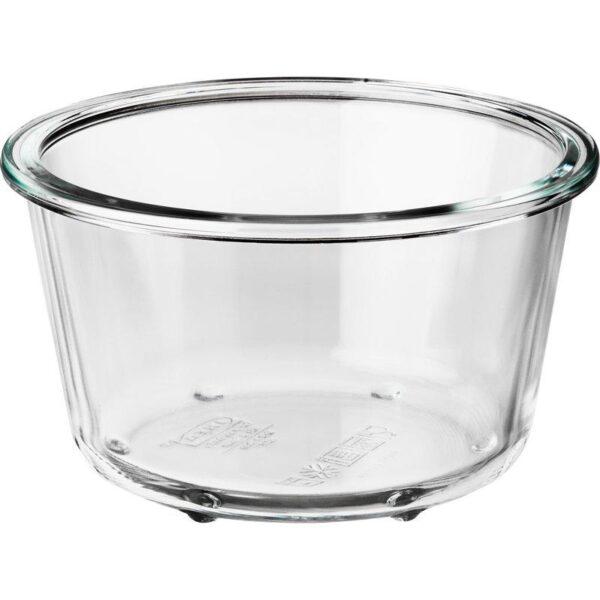 ИКЕА/365+ Контейнер для продуктов круглой формы/стекло 600 мл - Артикул: 903.591.98
