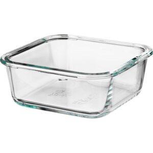 ИКЕА/365+ Контейнер для продуктов четырехугольной формы/стекло 600 мл - Артикул: 603.592.08