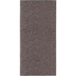 АЛЛЕРСЛЕВ Ковер, длинный ворс коричневый 57x120 см - Артикул: 003.980.43