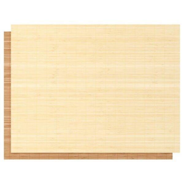 ФЬЕЛЬХАМАР 4 панели д/рамы раздвижной дверцы бамбук/двусторонний 75x236 см - Артикул: 403.738.75
