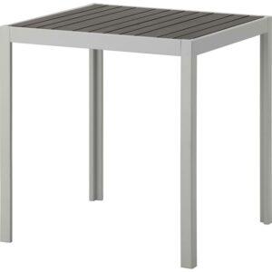 ШЭЛЛАНД Садовый стол, темно-серый, светло-серый - 71x71x73 см > Артикул: 892.624.37