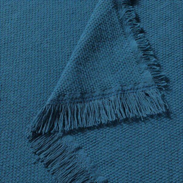 ОДДРУН Плед синий 130x170 см - Артикул: 103.957.89